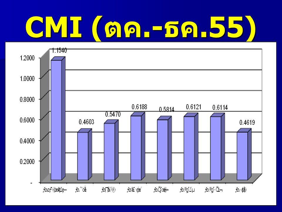 CMI (ตค.-ธค.55)