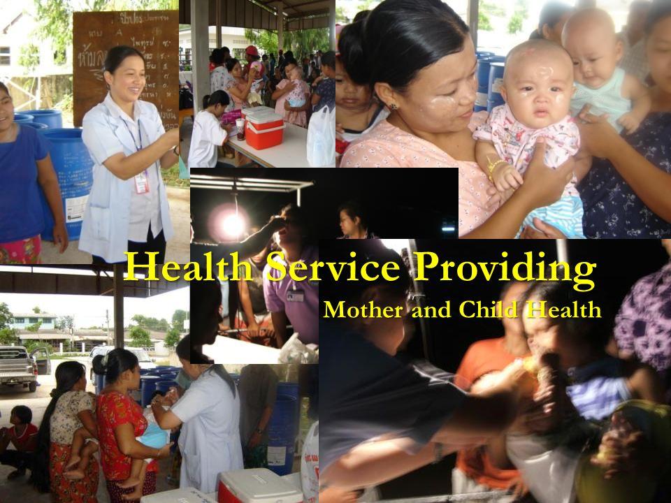 Health Service Providing