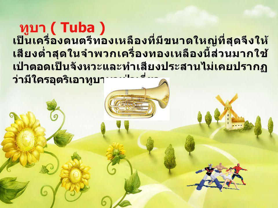 ทูบา ( Tuba )