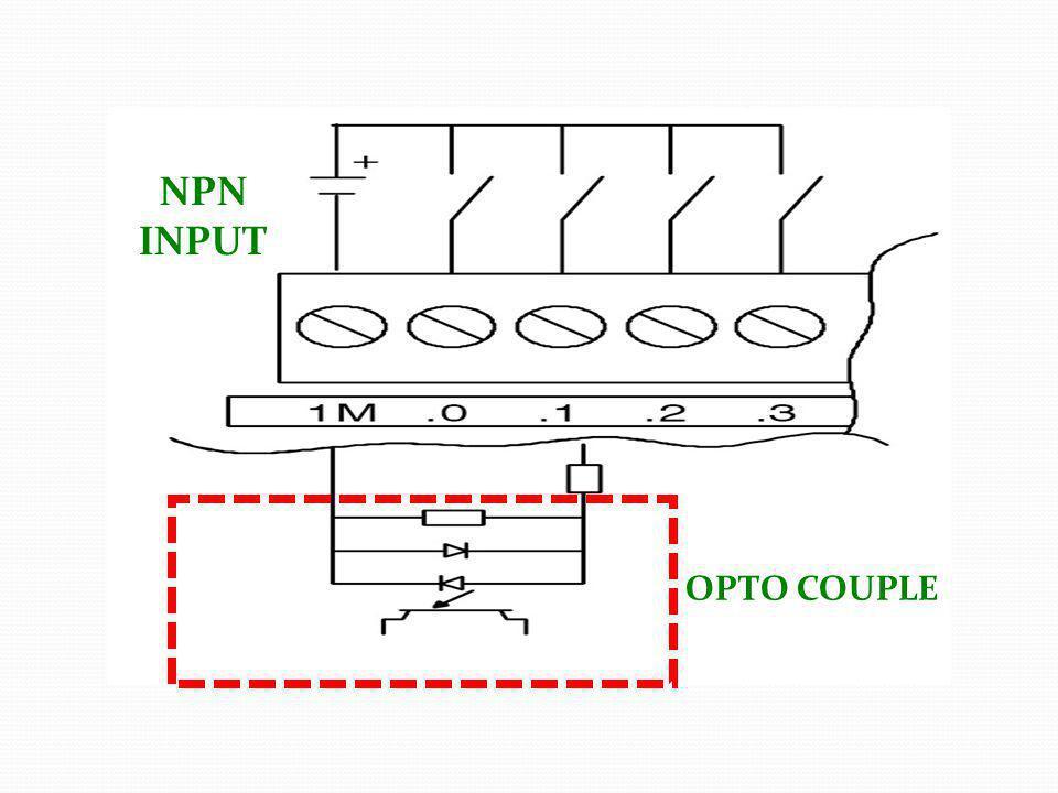 NPN INPUT OPTO COUPLE