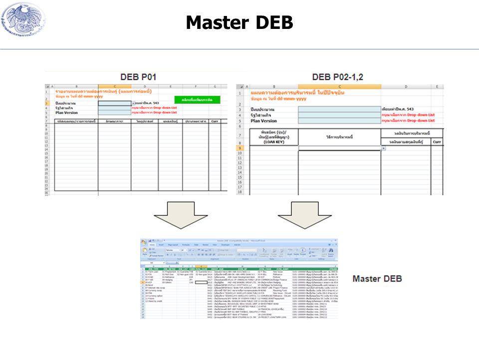 Master DEB