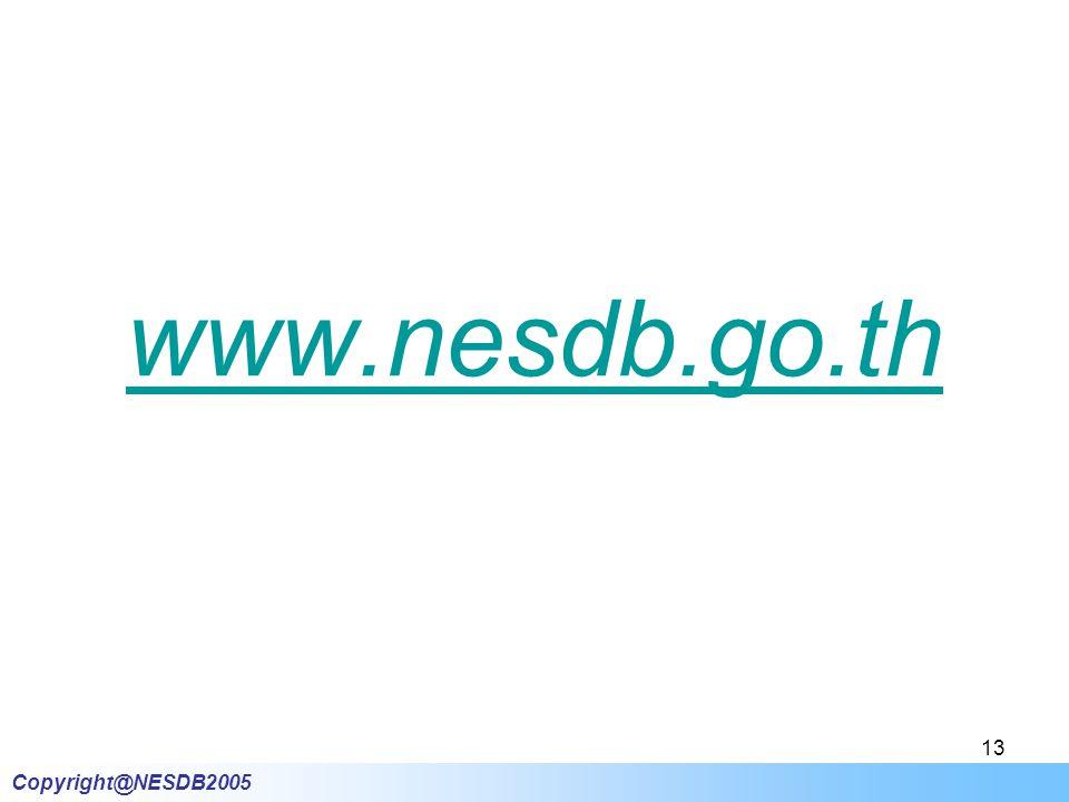 www.nesdb.go.th