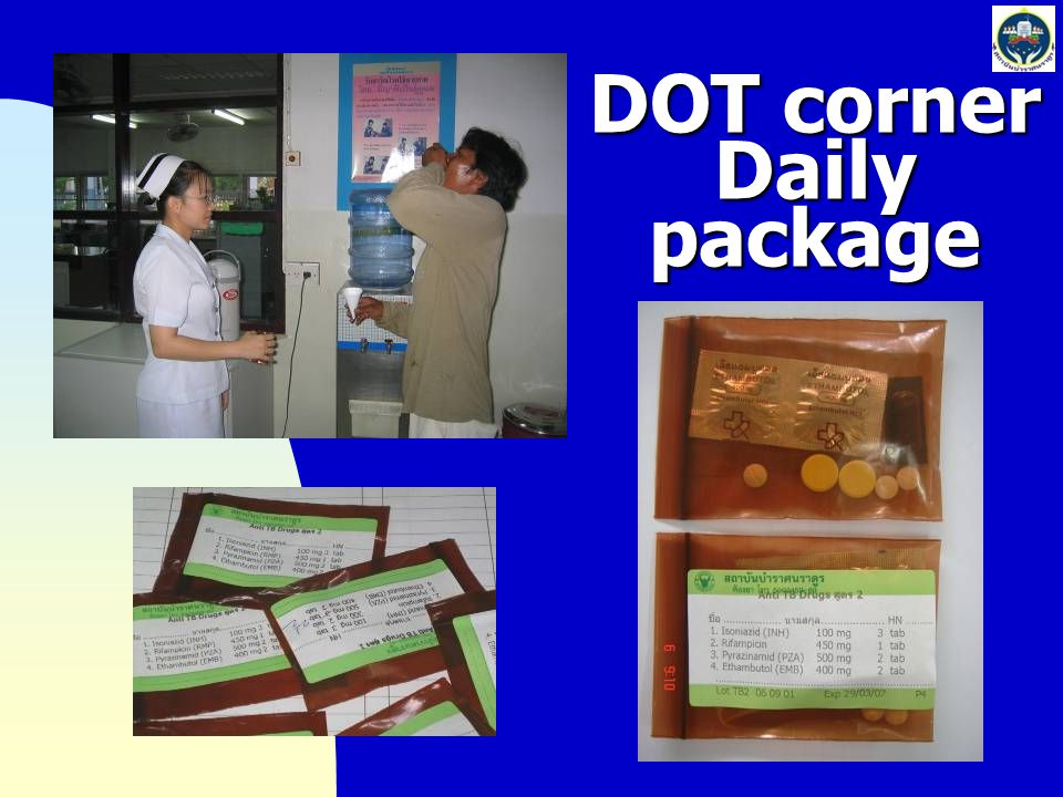 DOT corner Daily package