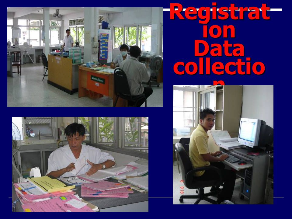 Registration Data collection