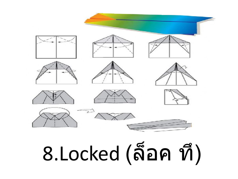 8.Locked (ล็อค ทึ)