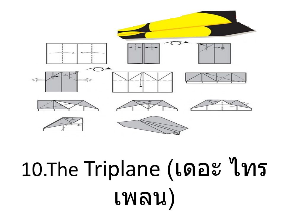 10.The Triplane (เดอะ ไทรเพลน)