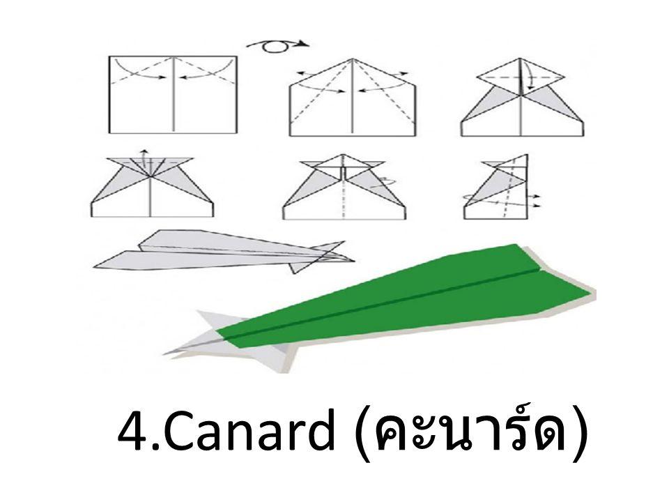 4.Canard (คะนาร์ด)