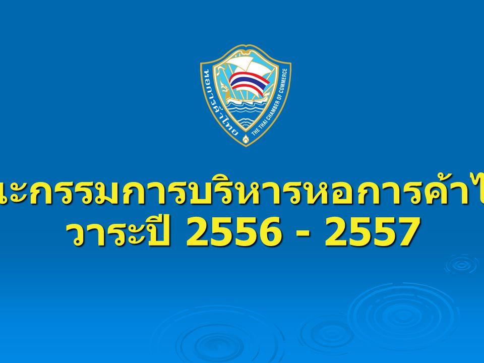 คณะกรรมการบริหารหอการค้าไทย