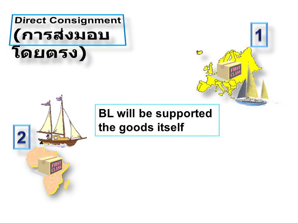 1 2 Direct Consignment (การส่งมอบโดยตรง)