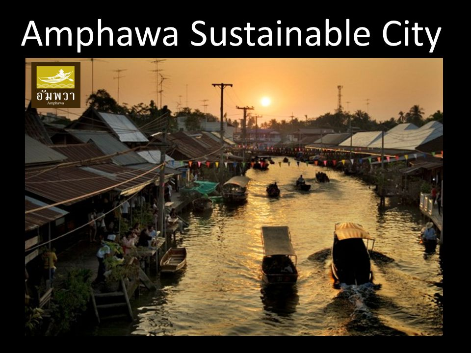 Amphawa Sustainable City