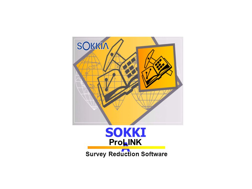 Survey Reduction Software