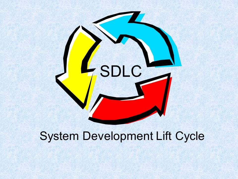 System Development Lift Cycle