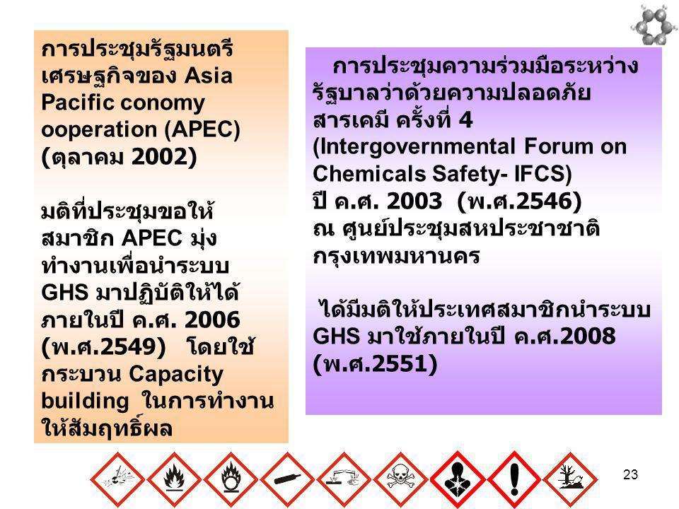 การประชุมรัฐมนตรีเศรษฐกิจของ Asia Pacific conomy ooperation (APEC) (ตุลาคม 2002)