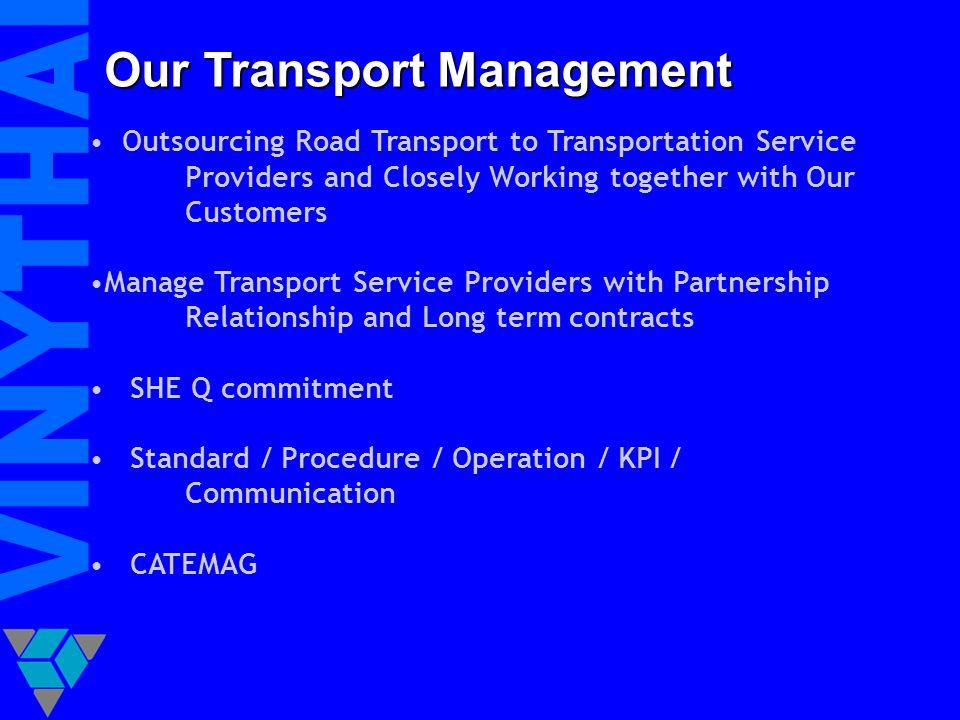 Our Transport Management