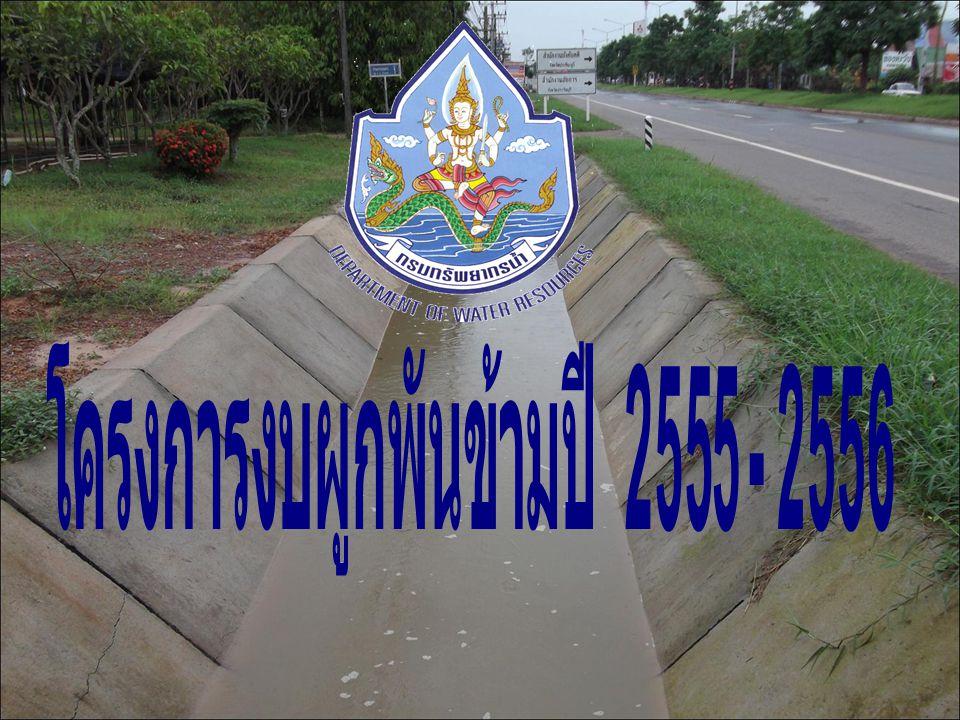 โครงการงบผูกพันข้ามปี 2555 - 2556