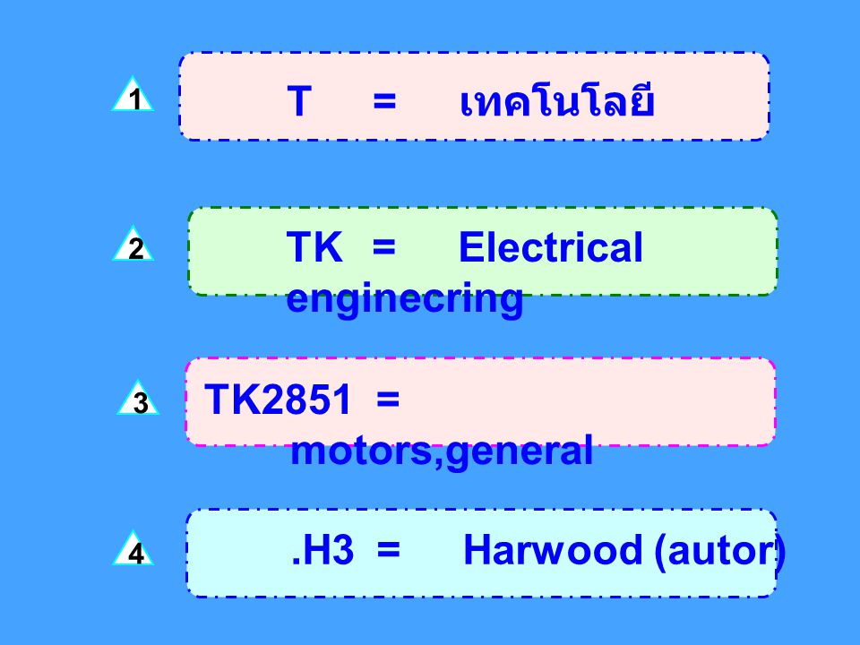 TK = Electrical enginecring