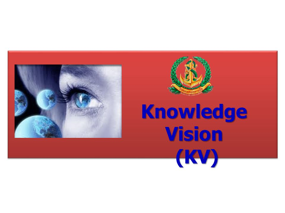 Knowledge Vision (KV)