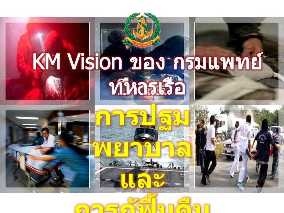 KM Vision ของ กรมแพทย์ทหารเรือ