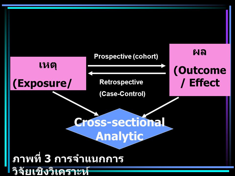 Cross-sectional Analytic