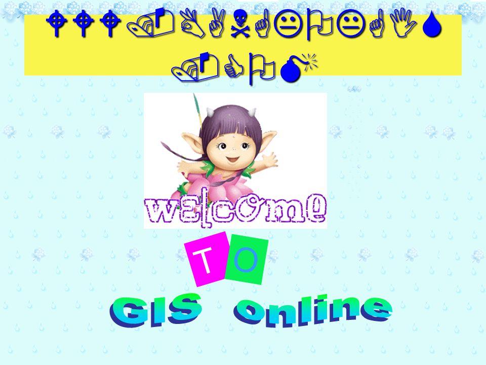 WWW.BANGKOKGIS.COM T O GIS online