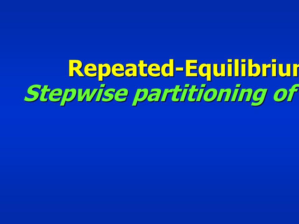 Repeated-Equilibrium