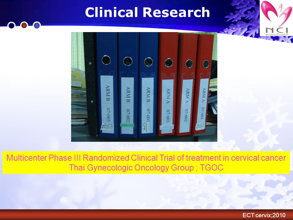 Thai Gynecologic Oncology Group ; TGOC