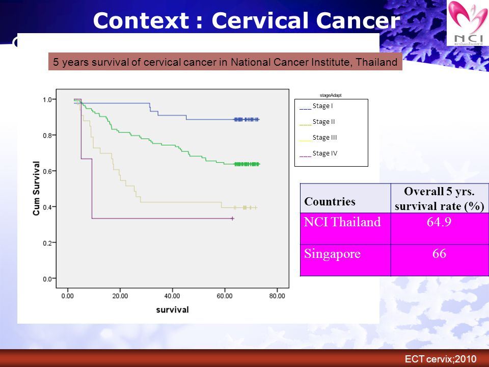 Context : Cervical Cancer