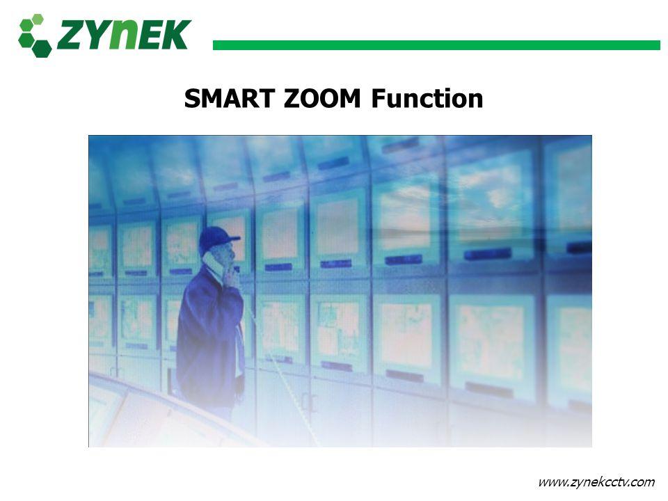 SMART ZOOM Function