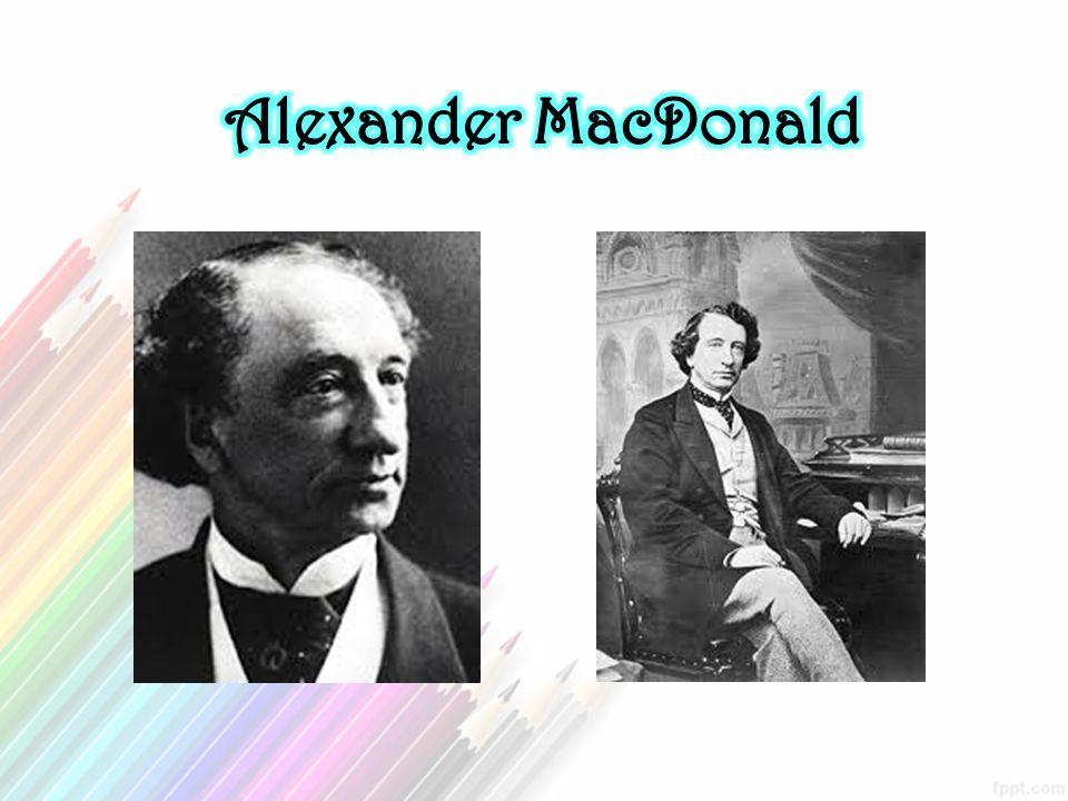 Alexander MacDonald