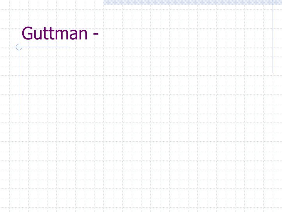 Guttman -
