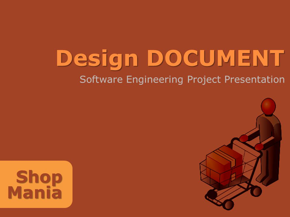 Software Engineering Project Presentation