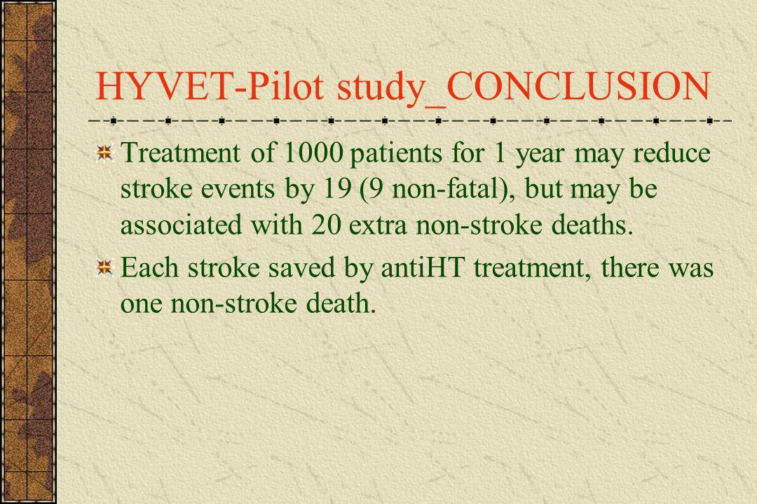 HYVET-Pilot study_CONCLUSION
