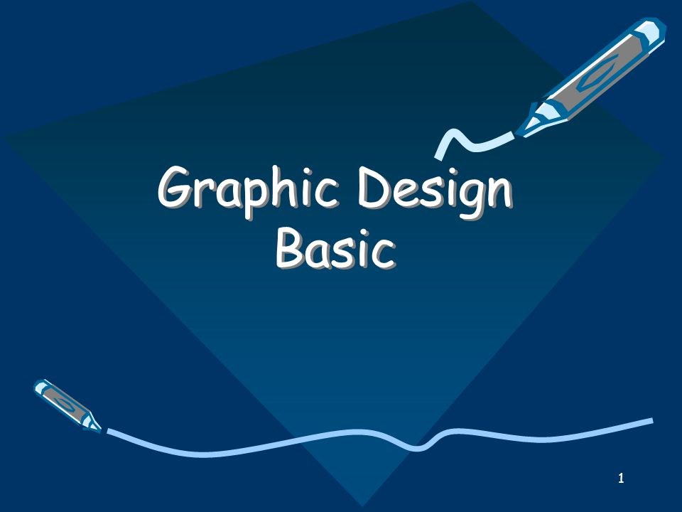 Graphic Design Basic