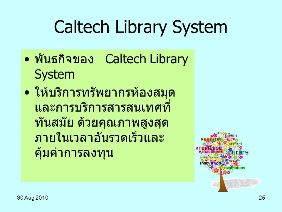 Caltech Library System