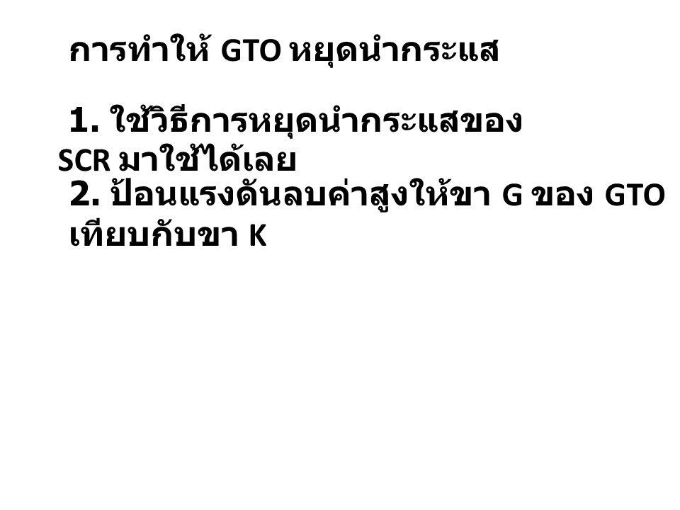 การทำให้ GTO หยุดนำกระแส