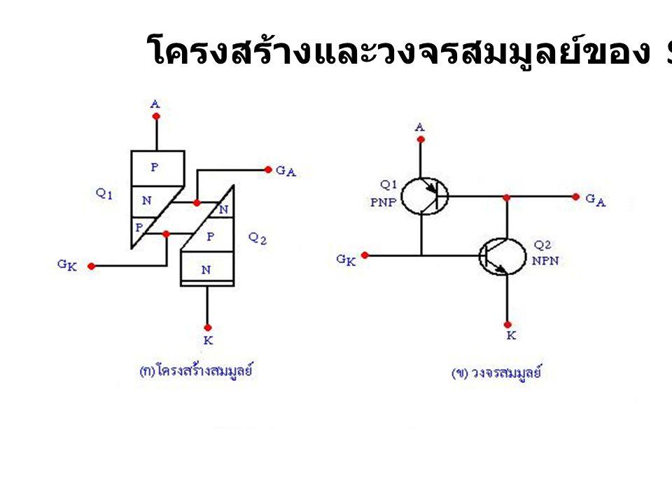โครงสร้างและวงจรสมมูลย์ของ SCS