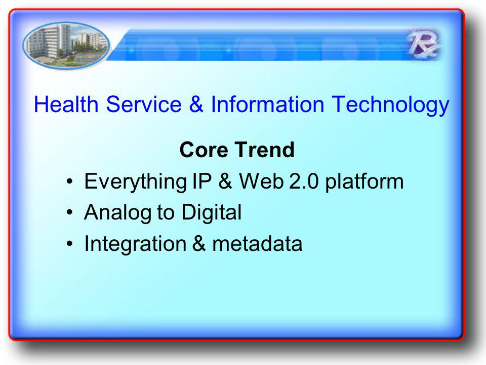 Health Service & Information Technology