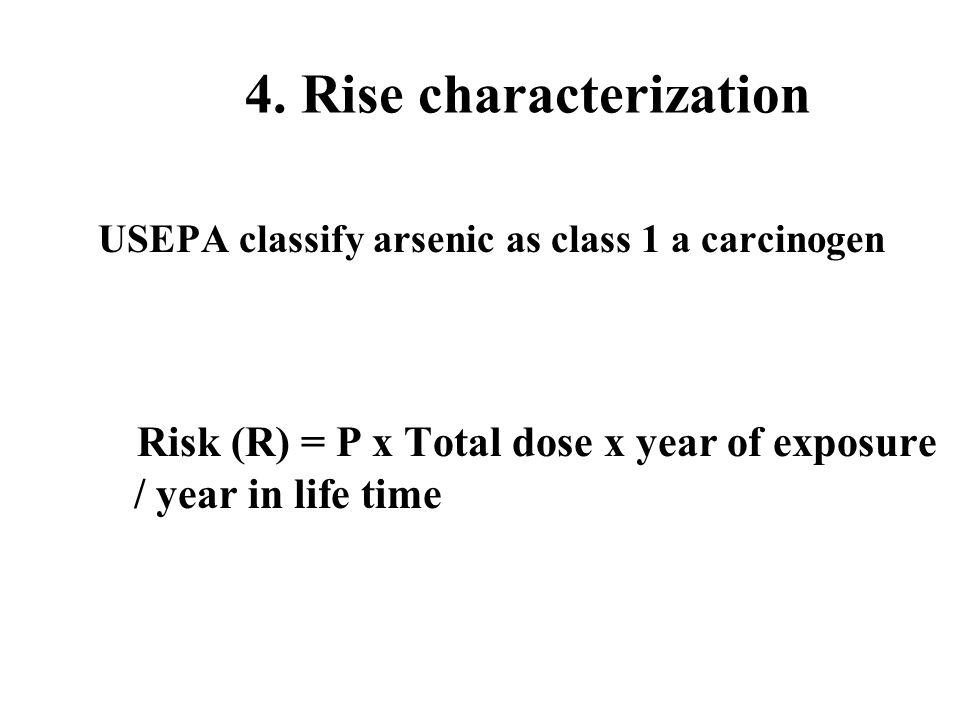4. Rise characterization