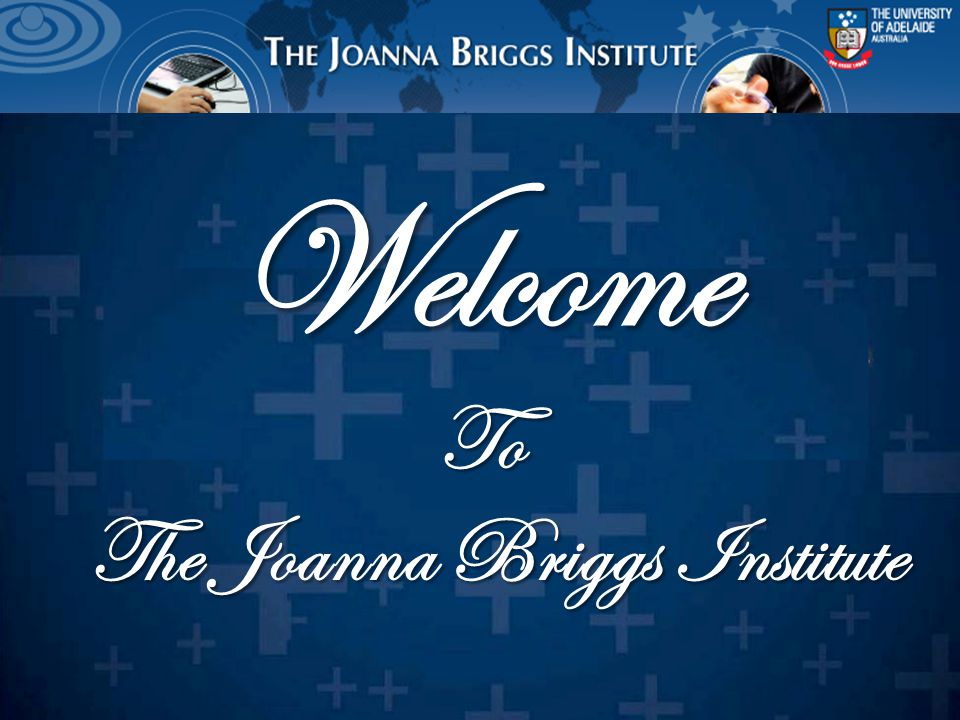 The Joanna Briggs Institute