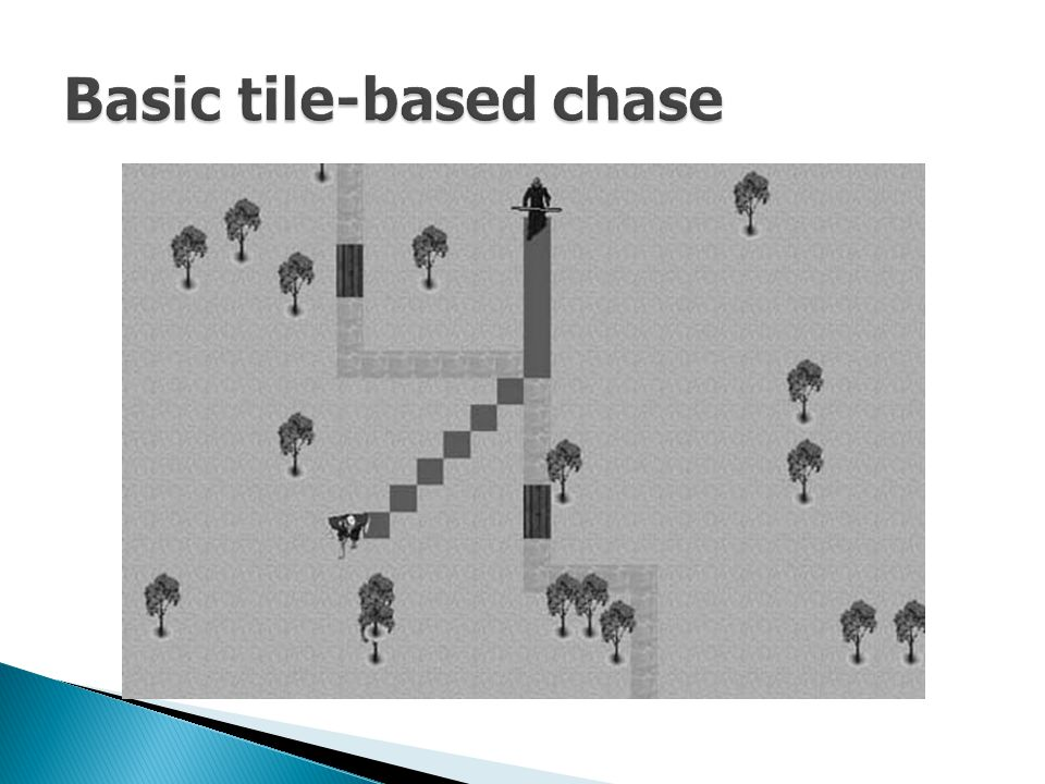 Basic tile-based chase