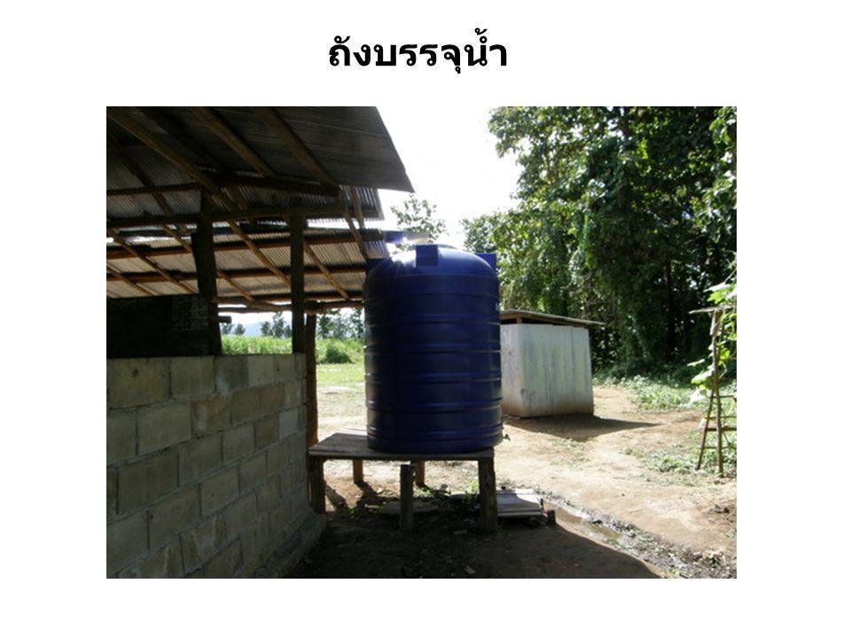 ถังบรรจุน้ำ