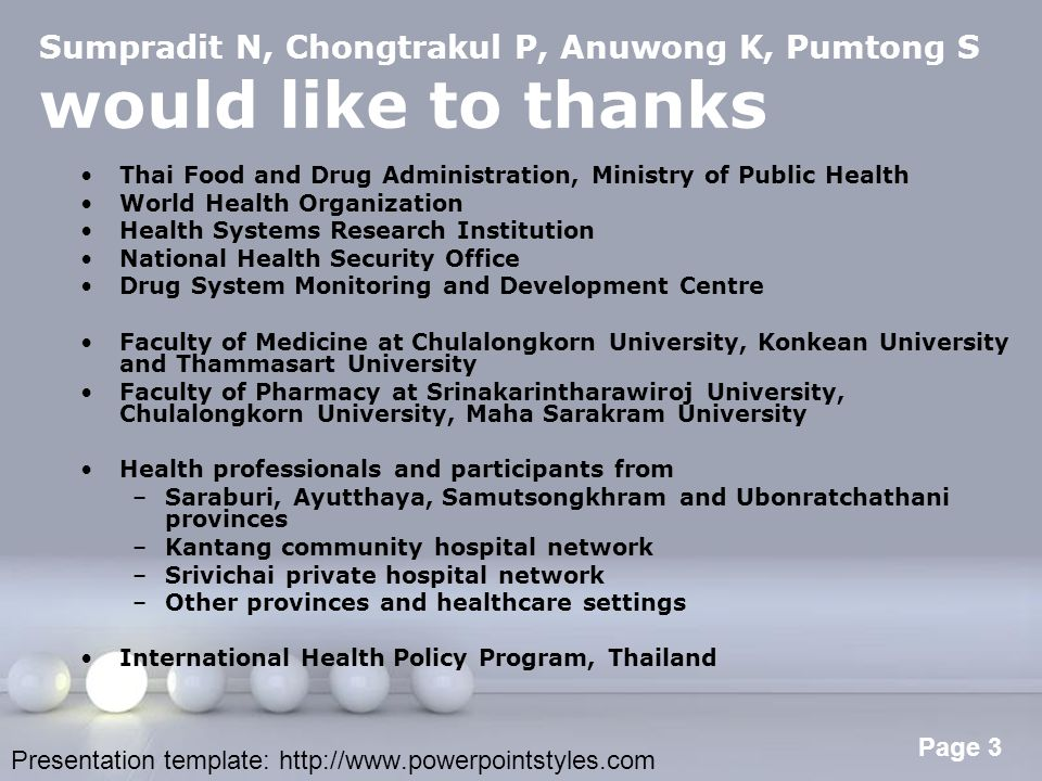 Sumpradit N, Chongtrakul P, Anuwong K, Pumtong S would like to thanks