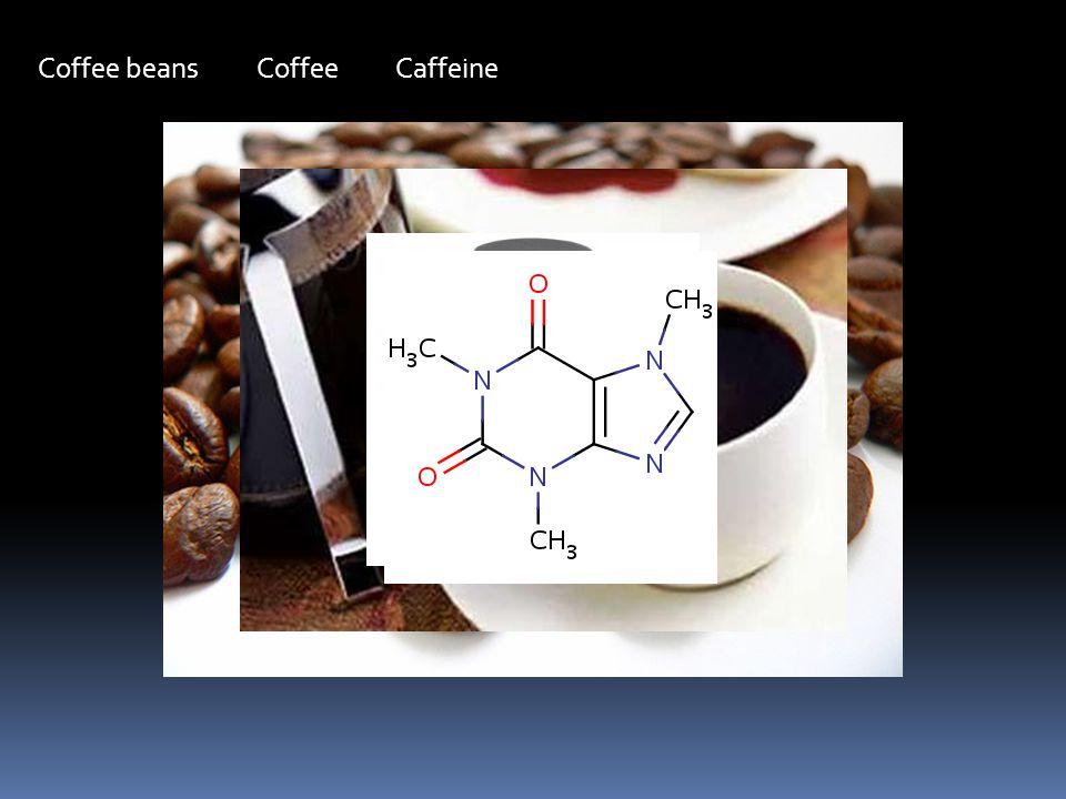 Coffee beans Coffee Caffeine
