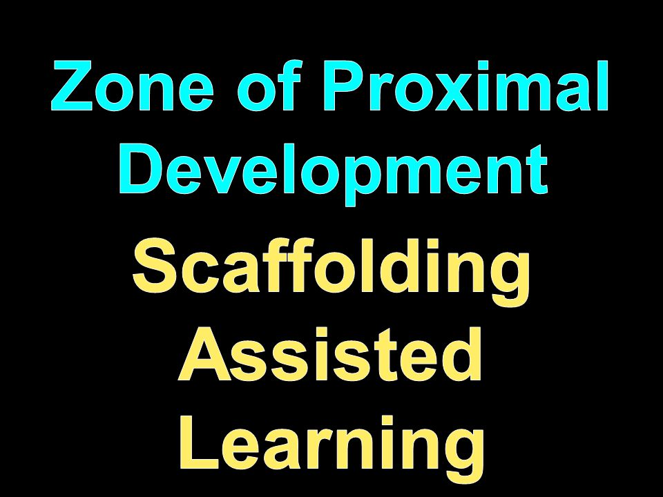 Zone of Proximal Development Collaborative Learning