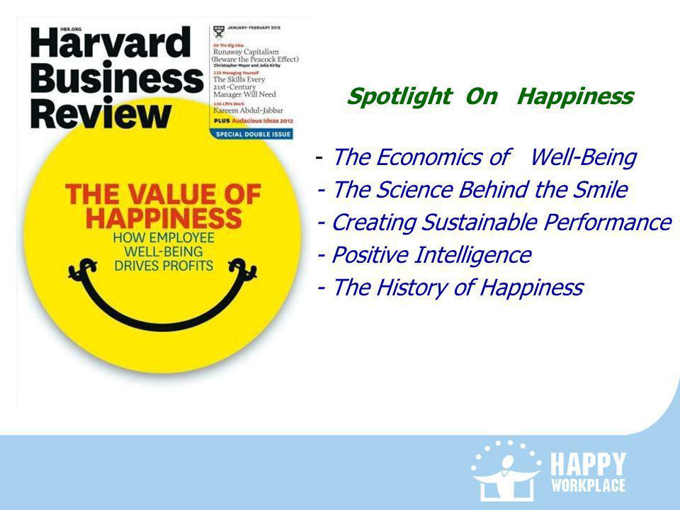 Spotlight On Happiness