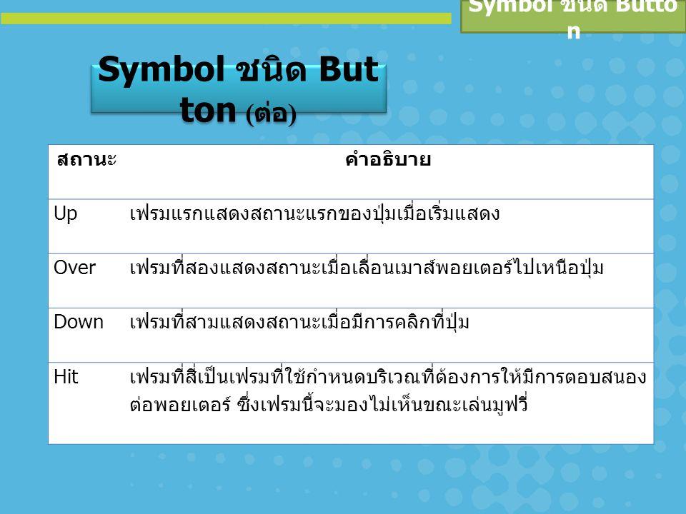 Symbol ชนิด Button (ต่อ)