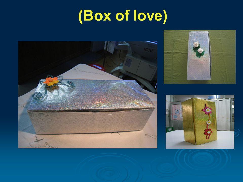 (Box of love)