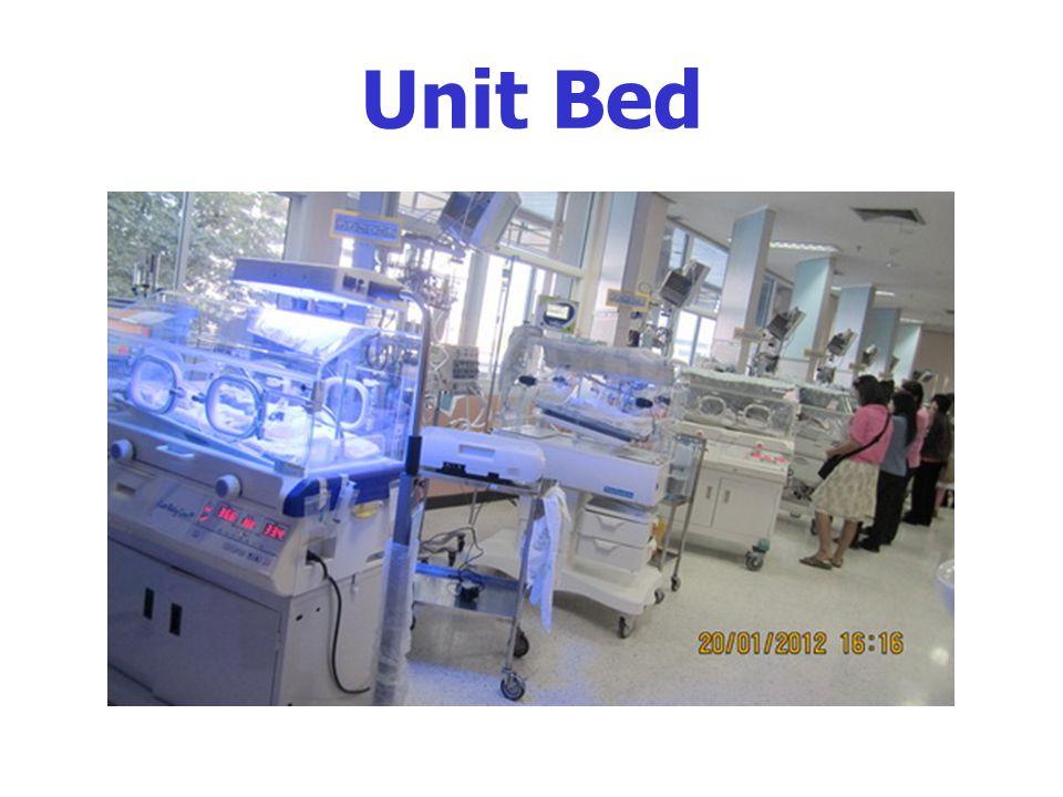 Unit Bed