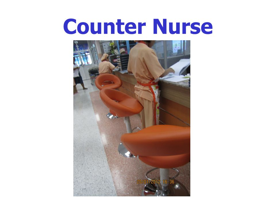 Counter Nurse