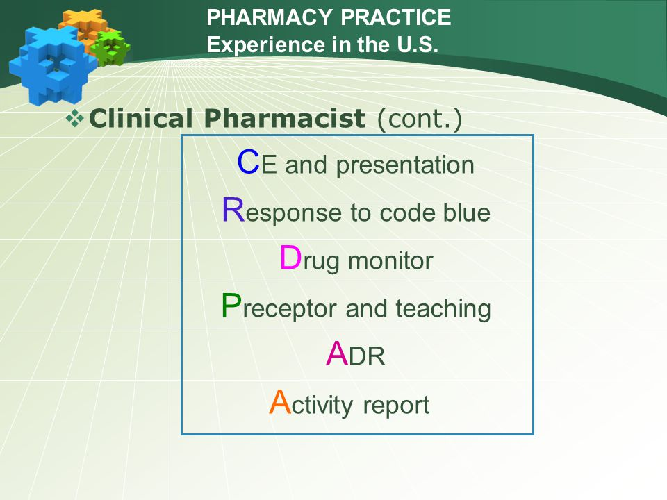 Preceptor and teaching